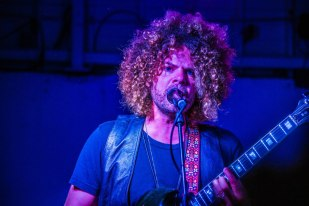 Wolfmother live at Easy Tiger. SXSW 2016 by @hotndelicious