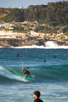 @hotndelicious Photo Diary Oct 8 | Frothers + Wipeouts – Bondi Beach Sunrise Sessions