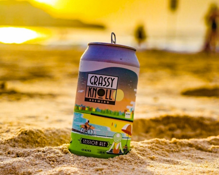 @craftbeerlovin' bringing the lifestyle to booze photography this summer!